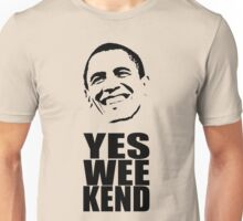 Yes wee kend Unisex T-Shirt