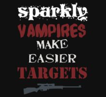 Sparkly vampires make better targets by Apocalyptopia