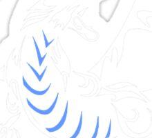 OL' Blue Eyes Sticker