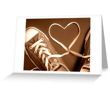 Love Your Shoes Greeting Card