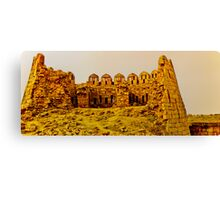 North India - Tughlaqabad Fort  - New Delhi 1 Canvas Print