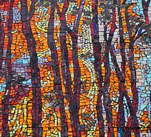 Mosaic of Fire by Natalie Ord