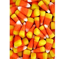Candy Corn Photographic Print