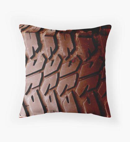 roadkill Throw Pillow