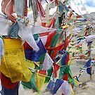 Prayer Flags by LP-D