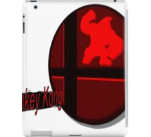 Smash Bros. Donkey Kong Tag iPad Case/Skin