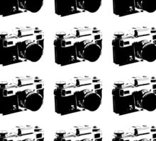 Camera One Sticker