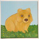 Wombat by Nursery Wall Decor