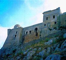 Castle of Santa Caterina, Favignana, Sicily, Italy 2006 by Igor Pozdnyakov