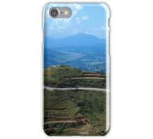 an exciting Nepal landscape iPhone Case/Skin