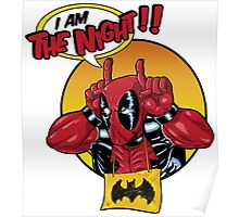 I'M THE NIGHT! Poster