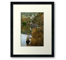Boardwalk Lorne Framed Print