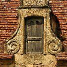 Medieval Window by Amy Hale
