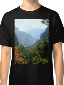 a desolate Nepal landscape Classic T-Shirt