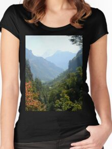 a desolate Nepal