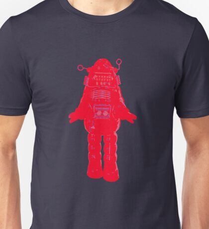 Red Robot Unisex T-Shirt