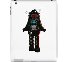Cartoon robot iPad Case/Skin