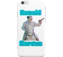 Ronald Raygun iPhone Case/Skin