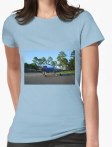 PC-12 Womens Fitted T-Shirt