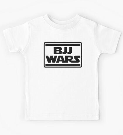 Brazilian Jiu Jitsu Wars Kids Tee