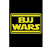 Brazilian Jiu Jitsu Wars Photographic Print