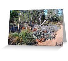 GILGANDRA Flora Reserve Greeting Card