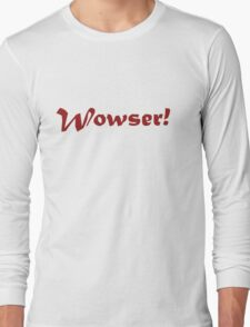 Max Caulfield Likes to Say This Long Sleeve T-Shirt