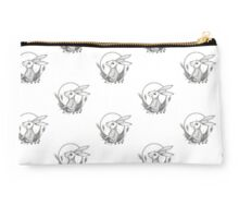 Moon Gazing Hare Studio Pouch