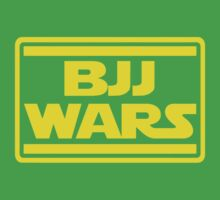 Brazilian Jiu Jitsu Wars Kids Clothes