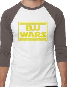 Brazilian Jiu Jitsu Wars Men's Baseball ¾ T-Shirt
