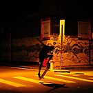 skating in newtown by danielyuan