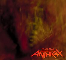 Anthrax CD Cover Design by Jason Lee Jodoin