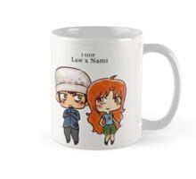 I Ship Lawna (Trafalgar Law x Nami) Doodle Mug