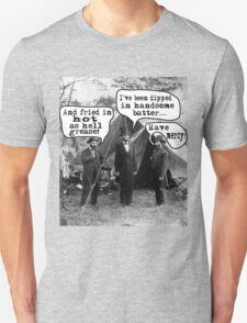 Lincoln: Dipped in Handsome Batter T-Shirt