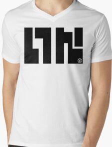 Splatoon SquidForce White Tee Mens V-Neck T-Shirt
