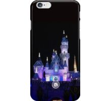 Disney Castle 60th Anniversary iPhone Case/Skin