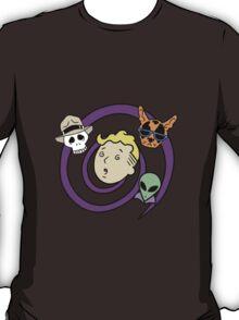 Wild Wasteland Perk (colored) T-Shirt