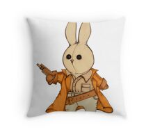 CP BROWNCOAT Throw Pillow