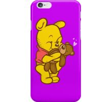 Pooh And Teddy iPhone Case/Skin