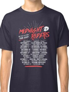 Midnight Riders - No Salvation Tour Classic T-Shirt
