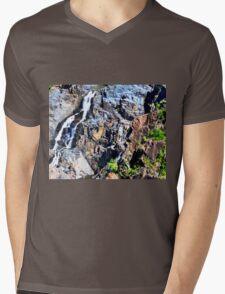 The Barron Mens V-Neck T-Shirt