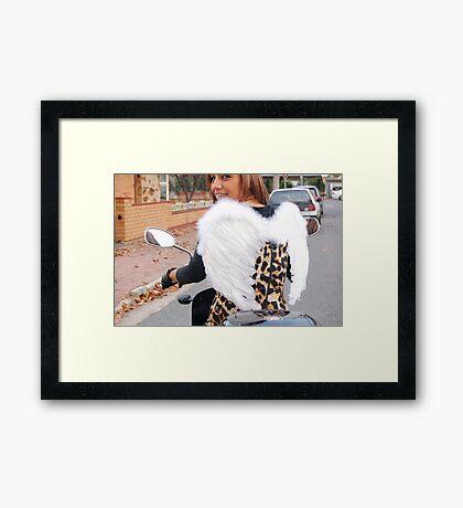 zorro-esque Framed Print