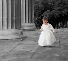 Floating Angel: A Bridesmaid. by DonDavisUK