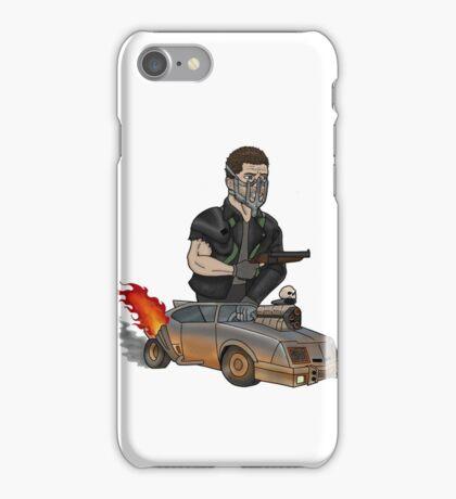 Max Rockatansky - Mad Max: Fury Road (Ed Roth Tribute) iPhone Case/Skin