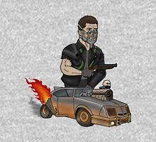 Max Rockatansky - Mad Max: Fury Road (Ed Roth Tribute) Unisex T-Shirt