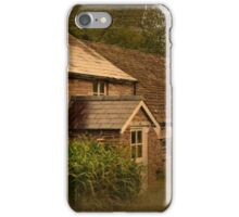 Craswell cottage iPhone Case/Skin