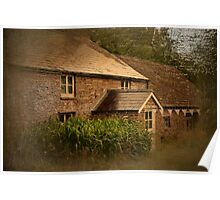 Craswell cottage Poster