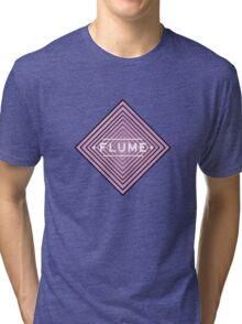 Flume Logo Tri-blend T-Shirt