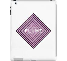Flume Logo iPad Case/Skin