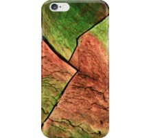 Sulfur under the microscope iPhone Case/Skin